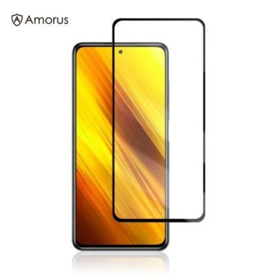 Xiaomi Poco X3 NFC Panssarilasi Amorus