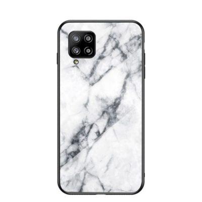 Samsung Galaxy A42 5G Suojakuori Marmori Kuvio 5
