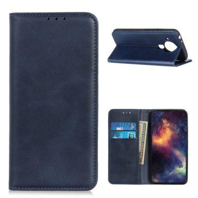 Nokia 5.4 Kannellinen Suojakotelo Sininen