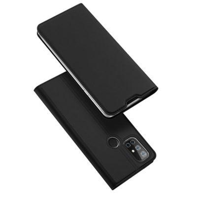OnePlus Nord N10 5G Kotelo Dux Ducis Musta
