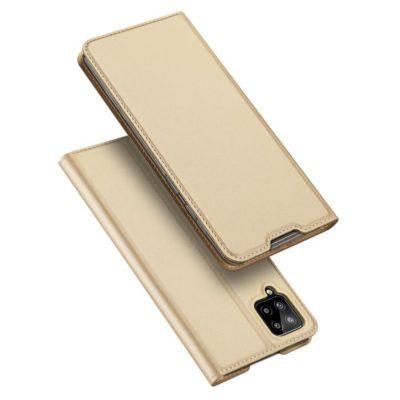 Samsung Galaxy A12 Kotelo Dux Ducis Kulta