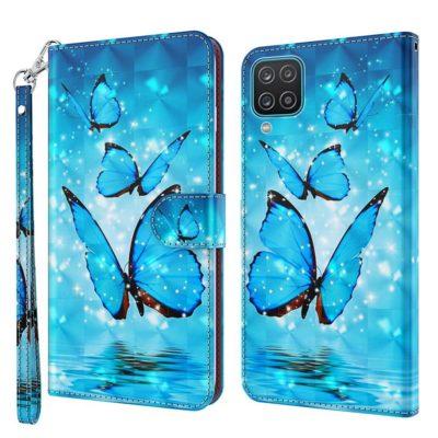 Samsung Galaxy A12 Suojakotelo Hologrammi 3