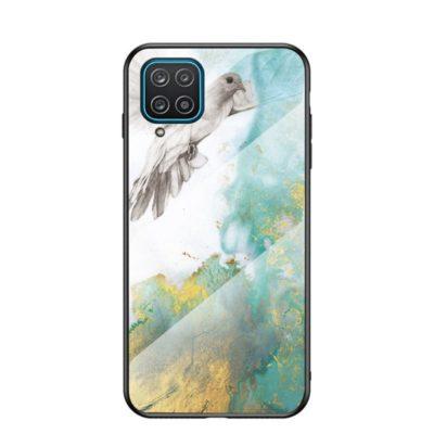 Samsung Galaxy A12 Suojakuori Marmori Kuvio 4