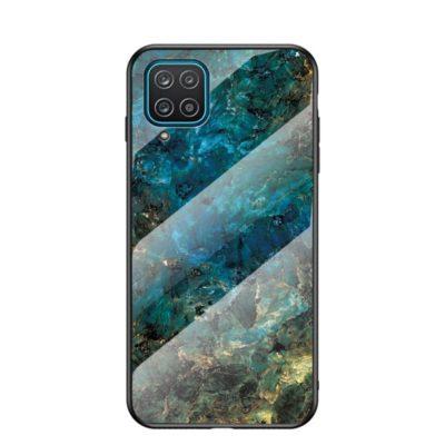 Samsung Galaxy A12 Suojakuori Marmori Kuvio 6