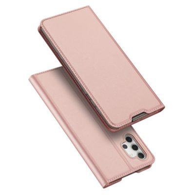 Samsung Galaxy A32 5G Kotelo Dux Ducis Ruusukulta