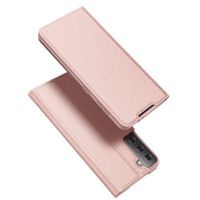 Samsung Galaxy S21 5G Kotelo Dux Ducis Ruusukulta