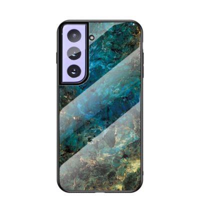 Samsung Galaxy S21 5G Suojakuori Marmori Kuvio 3