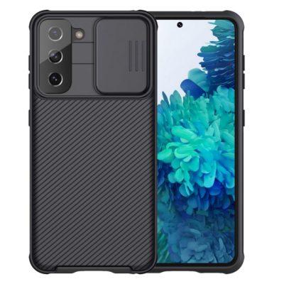 Samsung Galaxy S21 5G Suojakuori Nillkin CamShield