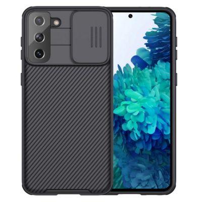 Samsung Galaxy S21+ 5G Suojakuori Nillkin CamShield