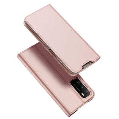 Xiaomi Poco M3 Kotelo Dux Ducis Ruusukulta