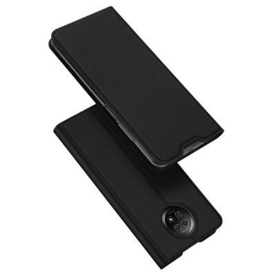 Xiaomi Redmi Note 9T 5G Kotelo Dux Ducis Musta