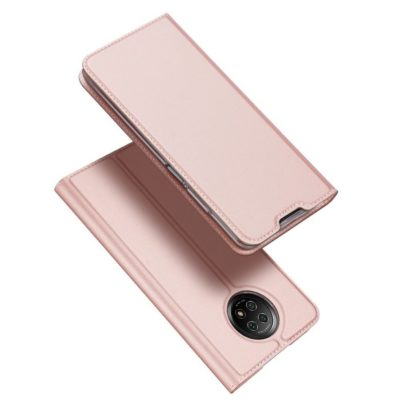 Xiaomi Redmi Note 9T 5G Kotelo Dux Ducis Ruusukulta