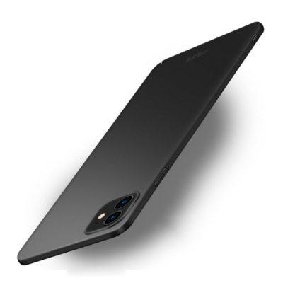 Apple iPhone 12 / 12 Pro Suojakuori MOFI Musta