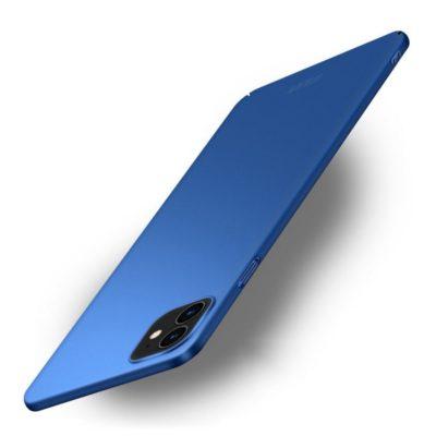 Apple iPhone 12 / 12 Pro Suojakuori MOFI Sininen