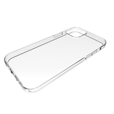 Apple iPhone 12 mini Suojakuori Läpinäkyvä