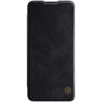 OnePlus 8T Suojakotelo Nillkin Qin Musta