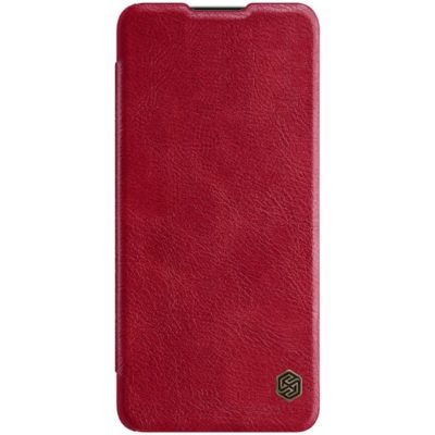 OnePlus 8T Suojakotelo Nillkin Qin Punainen