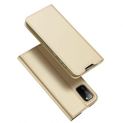Samsung Galaxy A02s Kotelo Dux Ducis Kulta