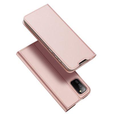 Samsung Galaxy A02s Kotelo Dux Ducis Ruusukulta