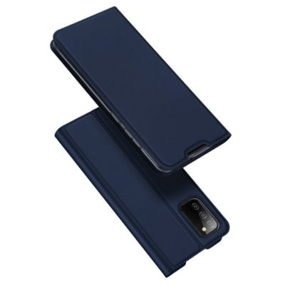 Samsung Galaxy A02s Kotelo Dux Ducis Sininen