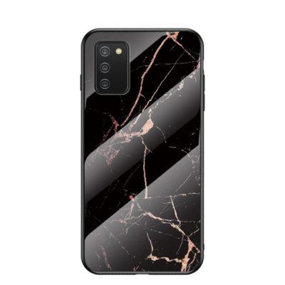 Samsung Galaxy A02s Suojakuori Marmori Kuvio 2