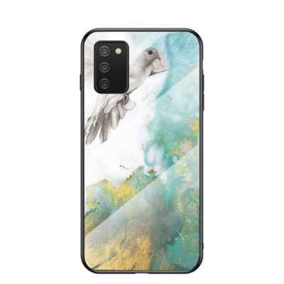 Samsung Galaxy A02s Suojakuori Marmori Kuvio 4