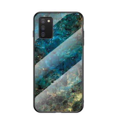 Samsung Galaxy A02s Suojakuori Marmori Kuvio 6