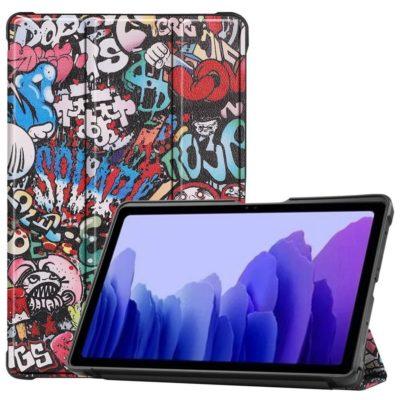 Samsung Galaxy Tab A7 10.4 Suojakotelo Graffiti