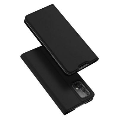 Samsung Galaxy A52 / A52 5G Kotelo Dux Ducis Musta