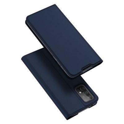 Samsung Galaxy A52 / A52 5G Kotelo Dux Ducis Sininen