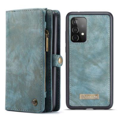 Samsung Galaxy A52 / A52 5G Lompakko Caseme Sininen
