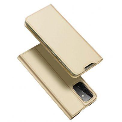 Samsung Galaxy A72 Kotelo Dux Ducis Kulta