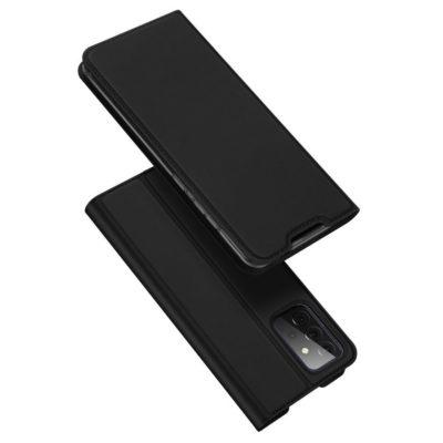 Samsung Galaxy A72 Kotelo Dux Ducis Musta