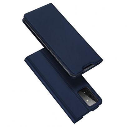 Samsung Galaxy A72 Kotelo Dux Ducis Sininen