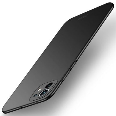 Xiaomi Mi 11 Suojakuori MOFI Slim Musta