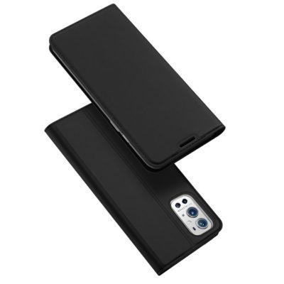 OnePlus 9 Pro Kotelo Dux Ducis Musta