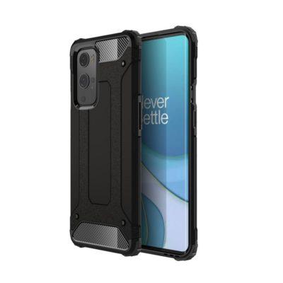 OnePlus 9 Pro Suojakuori 2-osainen Musta