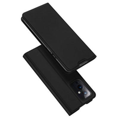 OnePlus 9 Suojakotelo Dux Ducis Musta