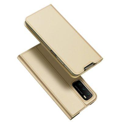 Xiaomi Redmi 9T Kotelo Dux Ducis Kulta
