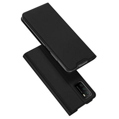 Xiaomi Redmi 9T Kotelo Dux Ducis Musta