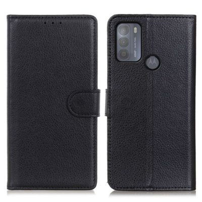 Motorola Moto G50 5G Kotelo Musta Lompakko