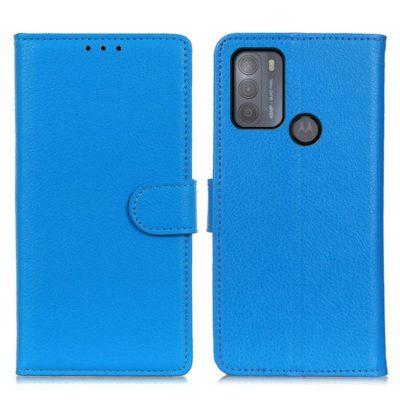 Motorola Moto G50 5G Kotelo Sininen Lompakko