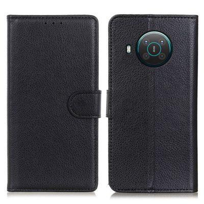 Nokia X20 5G Suojakotelo Musta Lompakko