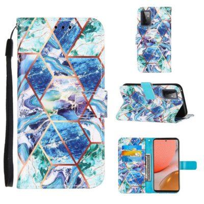 Samsung Galaxy A72 Suojakotelo Marmori 2