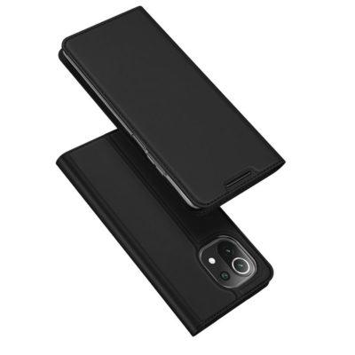 Xiaomi Mi 11 Lite 5G Kotelo Dux Ducis Musta