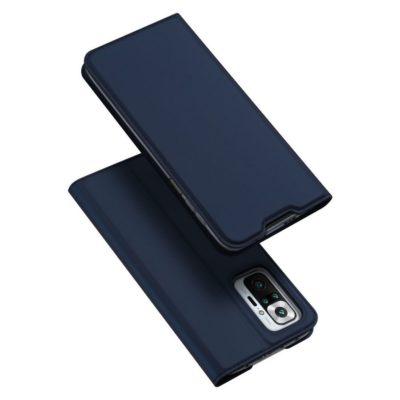 Xiaomi Redmi Note 10 Pro Kotelo Dux Ducis Sininen