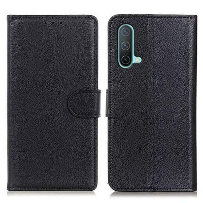 OnePlus Nord CE 5G Kotelo Musta Lompakko