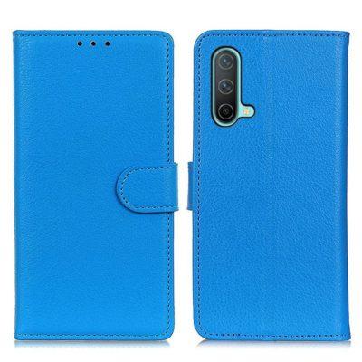OnePlus Nord CE 5G Kotelo Sininen Lompakko