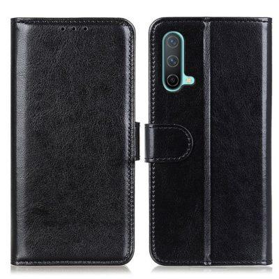 OnePlus Nord CE 5G Lompakkokotelo Musta
