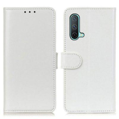 OnePlus Nord CE 5G Lompakkokotelo Valkoinen